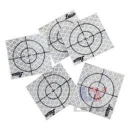 Wholesale Target Total Station - Wholesale-200pcs Reflector Sheet 30 x30mm ( 30x30 ) Reflective tape target TOTAL STATION