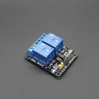 Wholesale channel New channel relay module relay expansion board V low level triggered way relay module for arduino
