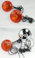 Wholesale Suzuki Gn - Wholesale-FREE SHIPPING Suzuki GN250 GN 250 Turn Signals   Indicator Lights Winker Blinker FRONT & REAR 4pcs   set