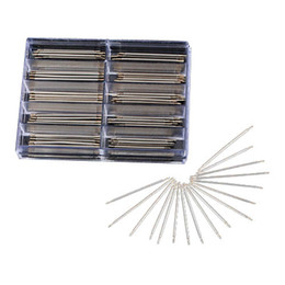 Wholesale Watches Wholesale Sale - Wholesale-The Best Quality 170Pcs 28-37mm Set Stainless Steel Watch Band Spring Bars Strap Link Pins Tool Hot Sale