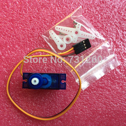 Wholesale Micro Rc - Wholesale-Free Shipping 20X SG90 9g Mini Micro Servo for RC for RC 250 450 Helicopter Airplane Car &Best prices