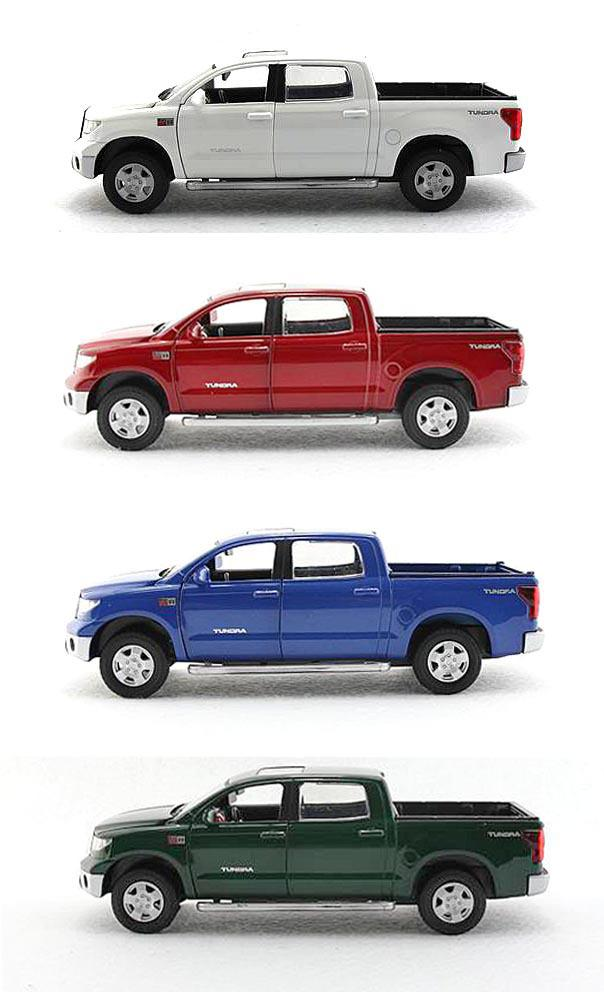 2018 Pickup Truck Toyota Tundra 1:32 Scale Alloy Toy Car ...