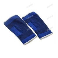 Wholesale Cheapest Knee Pads - Wholesale-2015 Brand New dollarkey 2 PCS Elastic Elbow Support Brace Pad Sports Protector Save up to 50% Cheapest