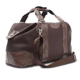 Wholesale Largest Bag - Wholesale-50cm Length Largest Capacity Business Travel Bags Luggage And Man Travel Bag Bolsas Male