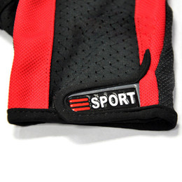 Wholesale Skidproof Clothes - Wholesale-1 Pair ANTI-SLIP 3 Low Fingers Fishing Gloves Clothing Luvas Sport Skidproof