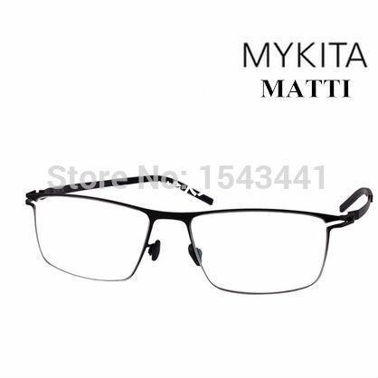 98b3d93c47 Germany Mykita MATTI Glasses Frame Glasses Frame Full Frame Glasses Frame  Ultra Lightweight Men S Glasses From Harrvey
