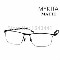 Wholesale HOT Germany Mykita MATTI glasses frame glasses frame full frame glasses frame ultra lightweight men s glasses