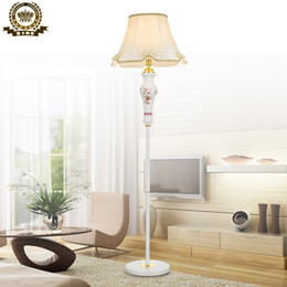 Wholesale Tieyi Vintage - Wholesale-Exquisite brief fashion tieyi resin study floor lamp rustic vintage fashion carved lamps
