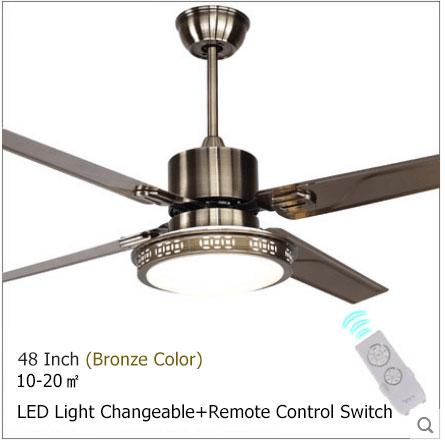 see larger image - Led Ceiling Fan