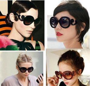 Compre New Arrival Moda Retro Inspirado Rodada Óculos De Sol Das Mulheres  De Newcollection,  16.66   Pt.Dhgate.Com 0c9239b770
