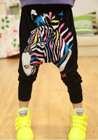 Wholesale Childrens Harem Pants - Wholesale-CP119 Free shipping 2015 new arrival meninas kids harem pants boys and girls pants fit spring & autumn childrens trousers