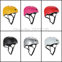 Wholesale Bikes Scooters - Wholesale-BMX Bike Bicycle Cycling Protective Scooter Roller Snow Skate Helmet Kid Adult M