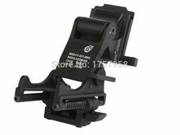 China Wholesale-NVG PVS-7 PVS-14 Night Vision Goggle Helmet Rhino Arm cheap helmet night vision suppliers