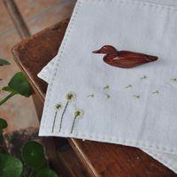 Wholesale Handmade Embroidered Handkerchiefs - Wholesale-Free Shipping 100% cotton handmade embroidered women's handkerchief