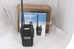 Wholesale Cheapest Baofeng - Wholesale-Free shipping New stock BAOFENG UV-B6 cheapest two way radio with new charger