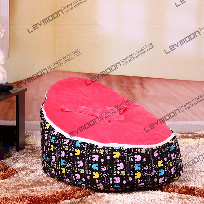 2017 Wholesale 2015 Fashion Velvet Waterproof Bean Bag Baby Inflatable Chair From Douban 5952
