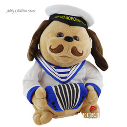 Wholesale Song Electronics - Wholesale-Electronic Pet Dog Sing Russian Songs Accordion Dance With Music Electronic dog Robot Dog Toy For Children