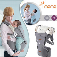 Atacado-2015 Hot Sale Canguru bebê Manduca Multifunction Outdoor Kangaroo Baby Carrier Sling Backpack New Born Carriage Hipseat envoltório