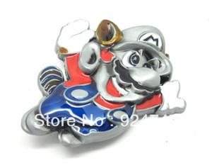 Super Mario super game from nitendo Belt Buckle