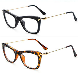 ef05ac5a03 fashion frame vogue 2019 - Wholesale-Fashion eye glasses frames for women  2015 vogue plain