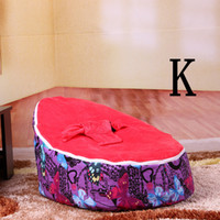 Wholesale Excellent Quality Newborns Beanbag Chairs Competitive Price Kids Beanbag Baby Bean Bags for Sale Size cm