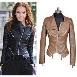 Asymmetrical Leather Jacket Online | Asymmetrical Leather Jacket ...