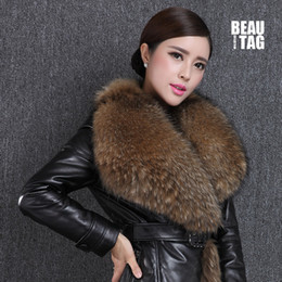 Huge Fur Coat Online | Fur Coat Huge Collar for Sale