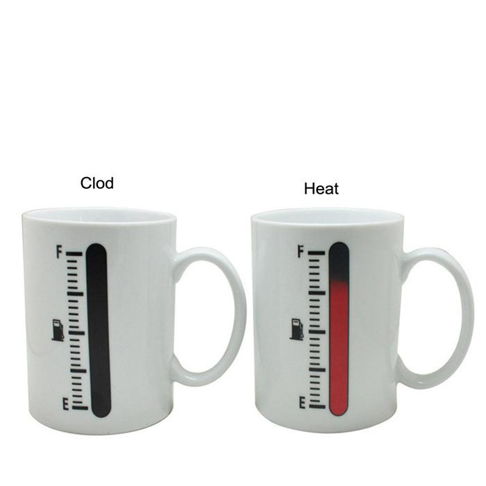 wholesale modern magic cup thermochromic glass coffee cup ceramic