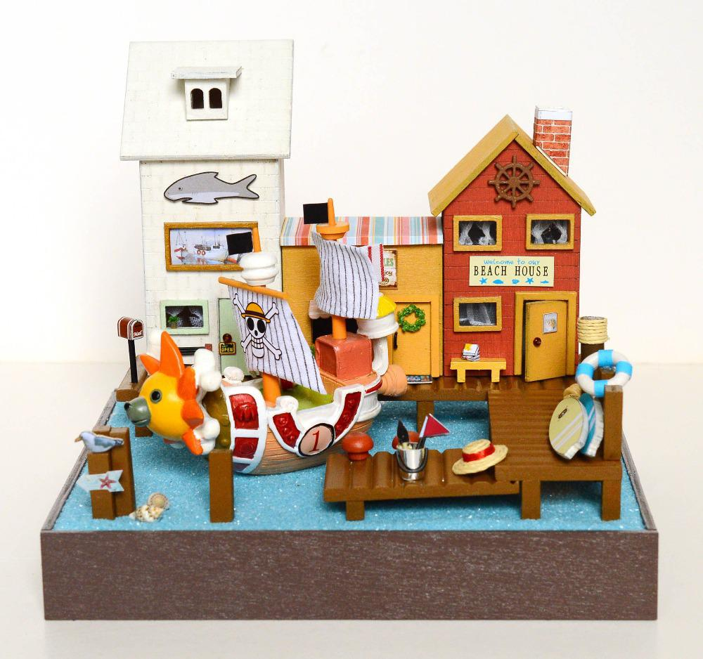 Wholesale Mini Toys Diy T018 Adventure Of Number With Led Lights For  Kids,Beautiful Toys Doll House For Sale Little Tikes Doll House Dollhouse  Baby Doll ...