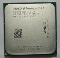 Al por mayor-AMD Phenom II X4 955 Processor (3,2 GHz / 6 MB de caché L3 / Socket AM3) de cuatro núcleos dispersos piezas de la CPU