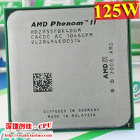 Wholesale Amd X4 Am2 - Wholesale-Free Shipping AMD Phenom II X4 955 Desktop CPU Processor 3.2GHz 6MB Socket AM2+ AM3 125w 938Pin Quad-CORE scrattered pieces