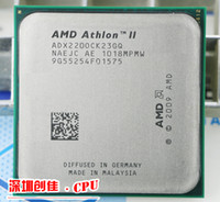 Wholesale Athlon Ii Am2 - Wholesale-Free shipping AMD CPU Athlon II X2 220 CPU 2.8GHz Socket AM2+ AM3 938PIN dual-core 65w processor scrattered pieces