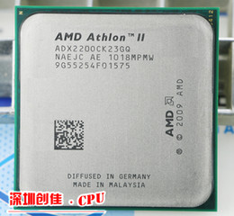 Wholesale Processor Dual Core Am3 - Wholesale-Free shipping AMD CPU Athlon II X2 220 CPU 2.8GHz Socket AM2+ AM3 938PIN dual-core 65w processor scrattered pieces