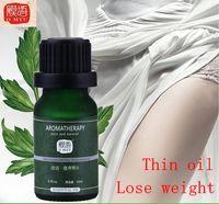 Wholesale Slim Leg Oil - Wholesale-3pcs lot OMYU Thin oil. Lose weight. Less fat. Slimming. Thin leg. Oil compound 10ml pcs