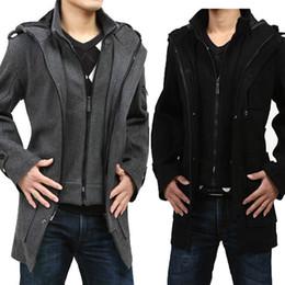 Winter Trench Coat Hood Online | Winter Trench Coat Hood for Sale