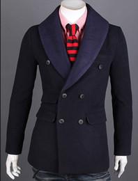 Discount Designer Pea Coat | 2017 Designer Pea Coat Men on Sale at ...