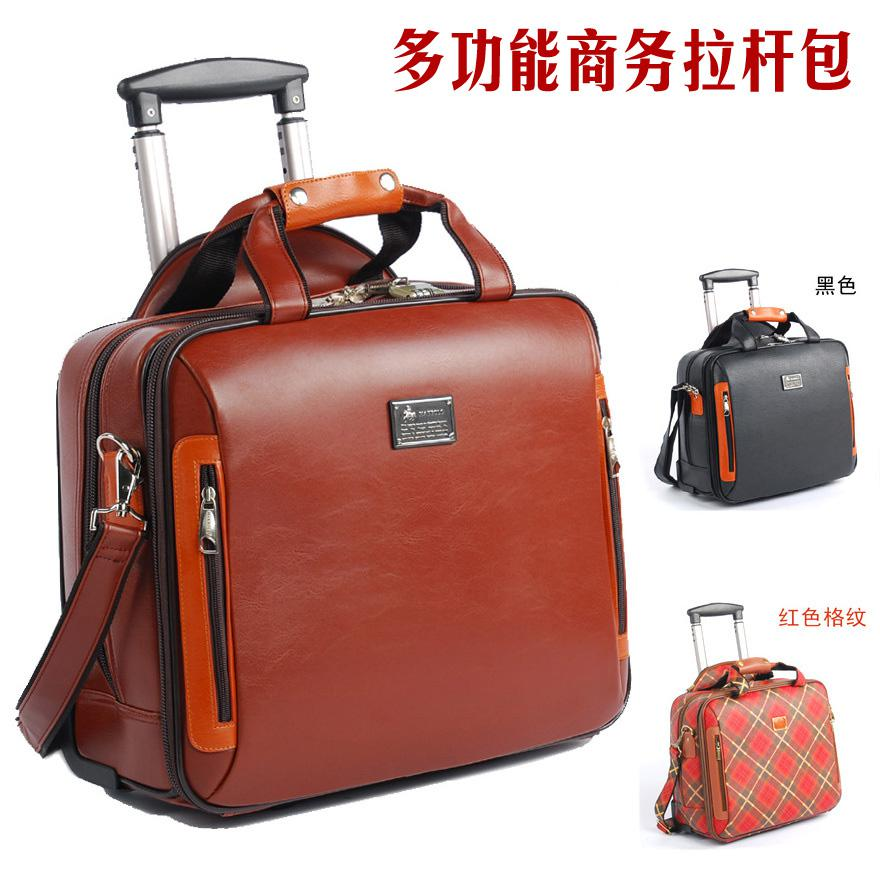 Wholesale New!!high Quality Luggage Makbolo 16 Querysystem Genuine ...