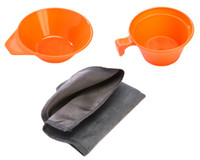 Wholesale Cw Cooking Pot - Wholesale-Alocs 1-2 People Outdoor Pot Set Ultralight Camping Cook Set CW-S03