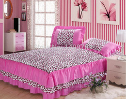 homes california 2019 - Wholesale-2015 3pcs Luxury New bed skirt bedclothes 100% cotton bedding set bed skirt style Home Textile bed set bed lin