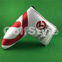 Wholesale Putter Wholesale - Wholesale-FOR TOUR USE ONLY golf putter headcover circle T
