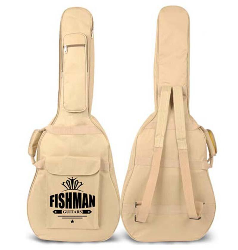 Wholesale-Fishman Quality Thicken Padded 40 41 Acoustic Guitar Bag ... fdaab00968672