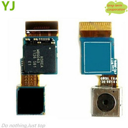 Wholesale S2 Cable Camera - Wholesale-Free shipping For Samsung Galaxy S2 i9100 Back Rear Camera Module Flex Cable Replacement