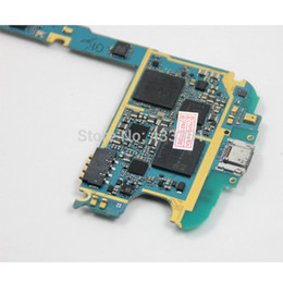 Wholesale Motherboard For Galaxy S3 - Wholesale-1000% Good Working & Original Unlocked Europe Version Mainboard For Samsung Galaxy S3 i9305 Motherboard with Chips,Free
