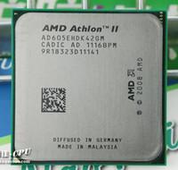 Wholesale Processor Dual Core Am3 - Wholesale-Free shipping AMD Athlon II X4 605e 2.3GHz Socket AM3 938-pin Processor 65W Dual-Core 2M Cache 45nm CPU scrattered pieces