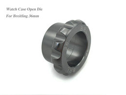 Wholesale watch die - Wholesale-Watchmaker Repair Tools for Case Removal 36mm Die for  Watch Case Opener
