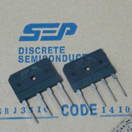 Wholesale Diode 35a - Wholesale-80047 Free shipping 5PCS 35A 1000V diode bridge rectifier gbj3510