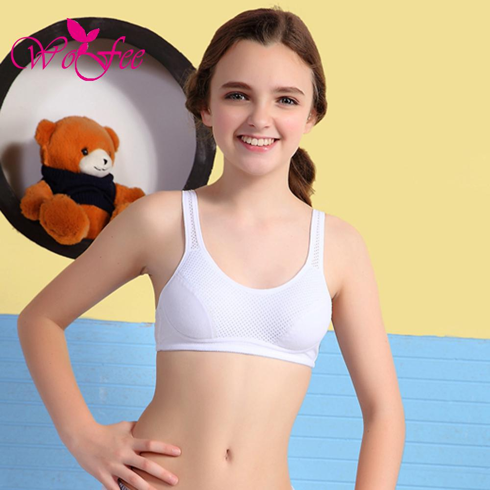 Wholesale-Young Girl Bra Student Underwear Small Training Bra 92.7 ... c502bfc82
