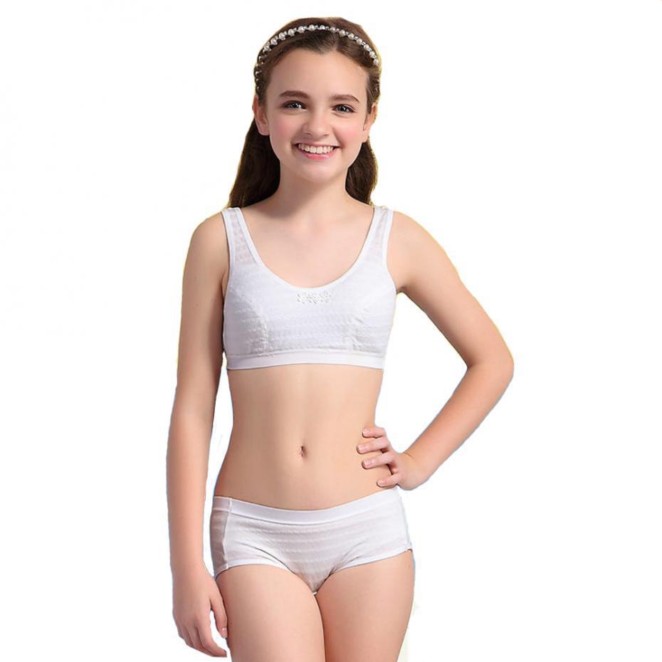 Wholesale-Wofee 2015 Puberty Girl Underwear Set Teenage Cotton Underwear For  Young Girl S1040 Underwear Lycra Underwear Waist Underwear Basket Online  with ... 3cdb02957