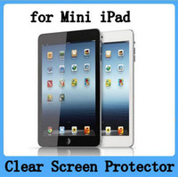 Wholesale CLEAR Protective Film For ipad mini nd Front Screen Guard For Ipad Mini With Retina Display Tablet Protectors Films