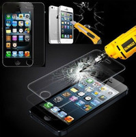 Wholesale D Border mm H Premium Tempered Glass Screen Protector for iPhone